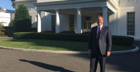 West WIng Meeting
