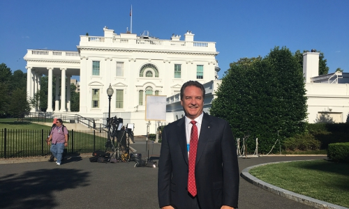 White House Interview